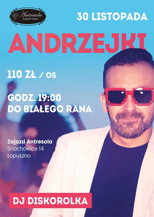 Andrzejkowa Impreza !!!