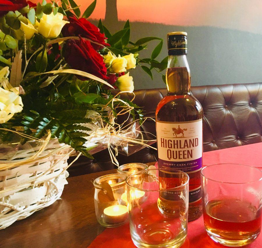 whisky 0,7 HIG-HLAND QUEEN – tylko 100 zł